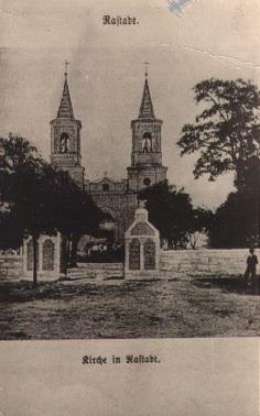 Kirche in Rastadt, Beresan